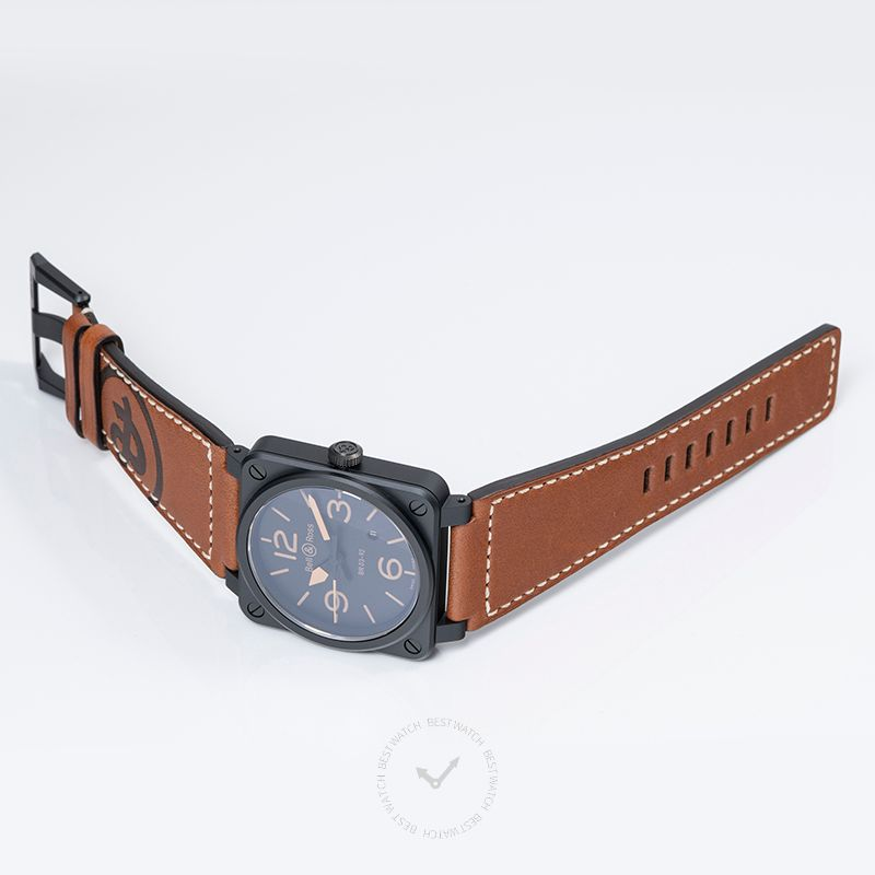 Bell & Ross Instruments BR0392-HERITAGE-CE