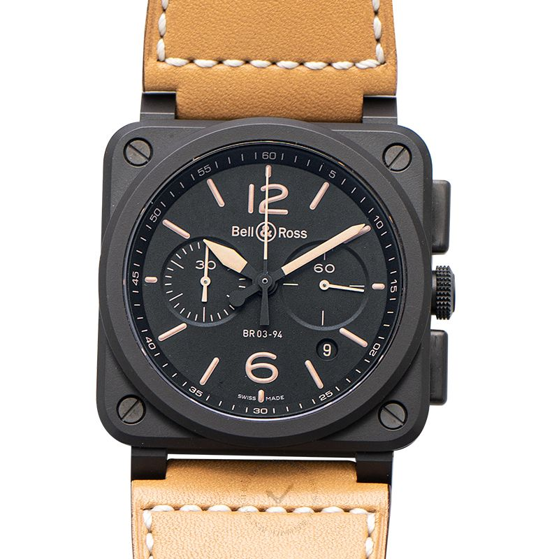 Bell & Ross Instruments BR0394-HERI-CE