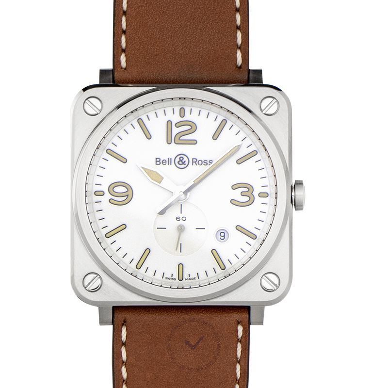 Bell & Ross Instruments BRS-WHERI-ST/SCA