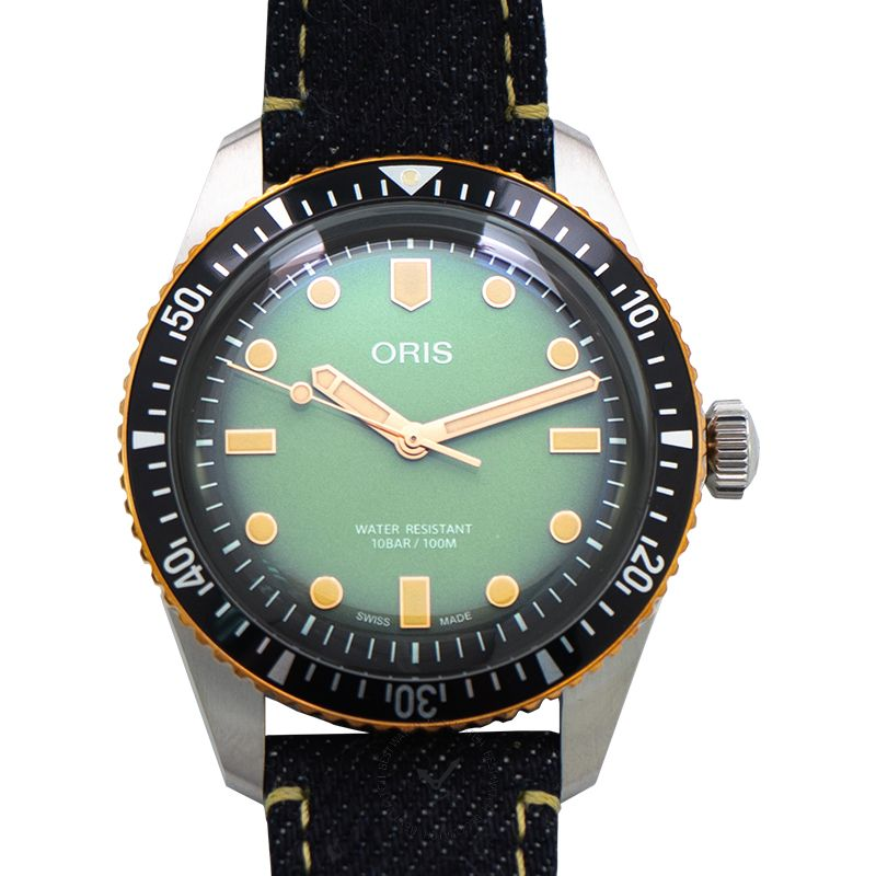 Oris Divers 01 733 7707 4337-SET