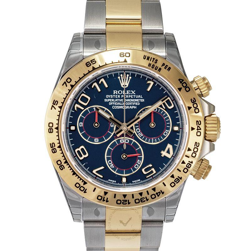 Rolex Cosmograph Daytona 116503 Blue