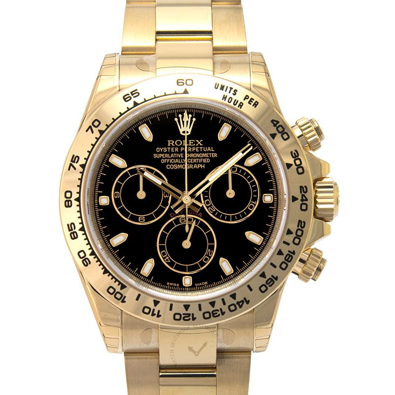 Rolex Cosmograph Daytona 116508/Black