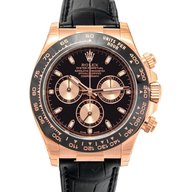 Rolex Cosmograph Daytona 116515 LN Black