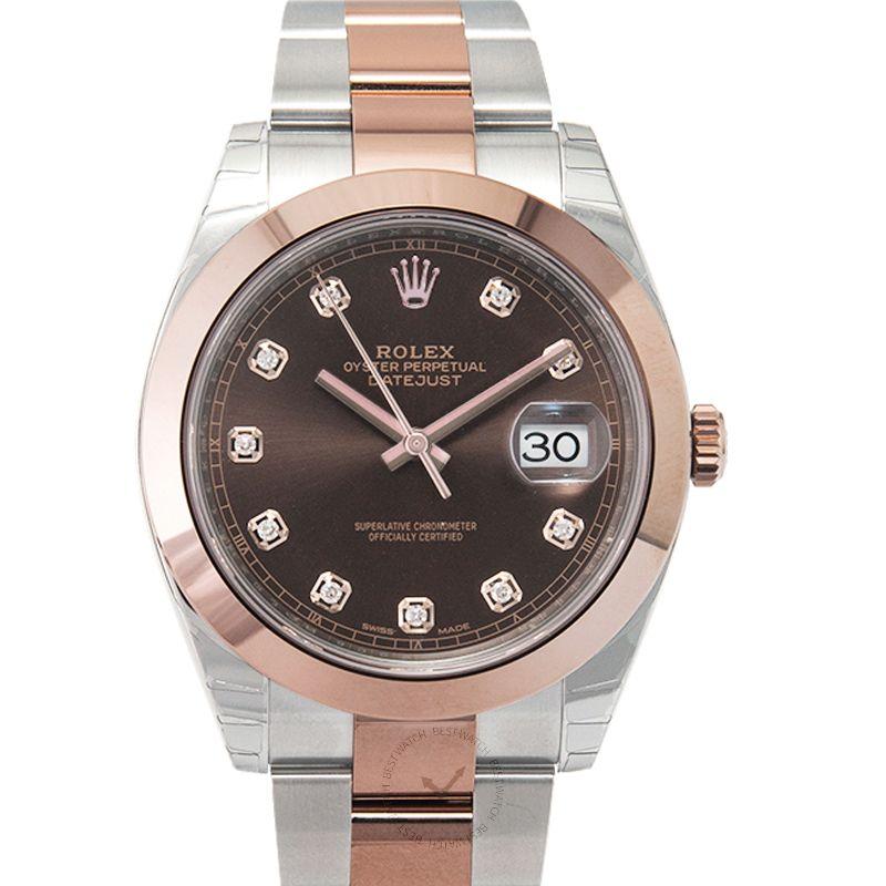 Rolex Datejust 126301-0003G