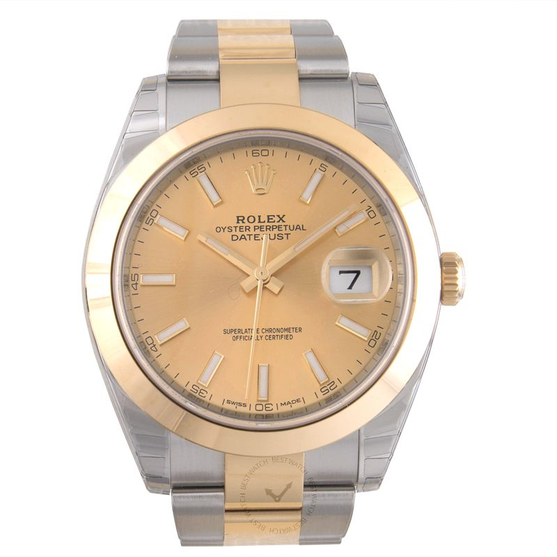 Rolex Datejust 126303-0009