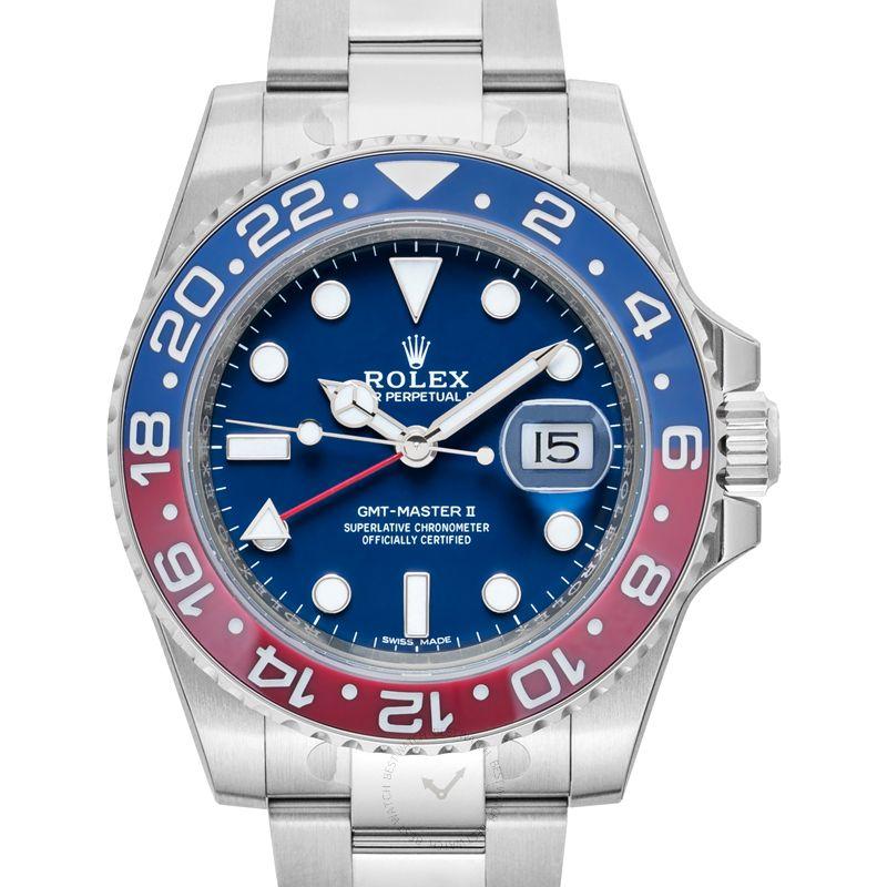 Rolex GMT Master II 116719BLRO-0002