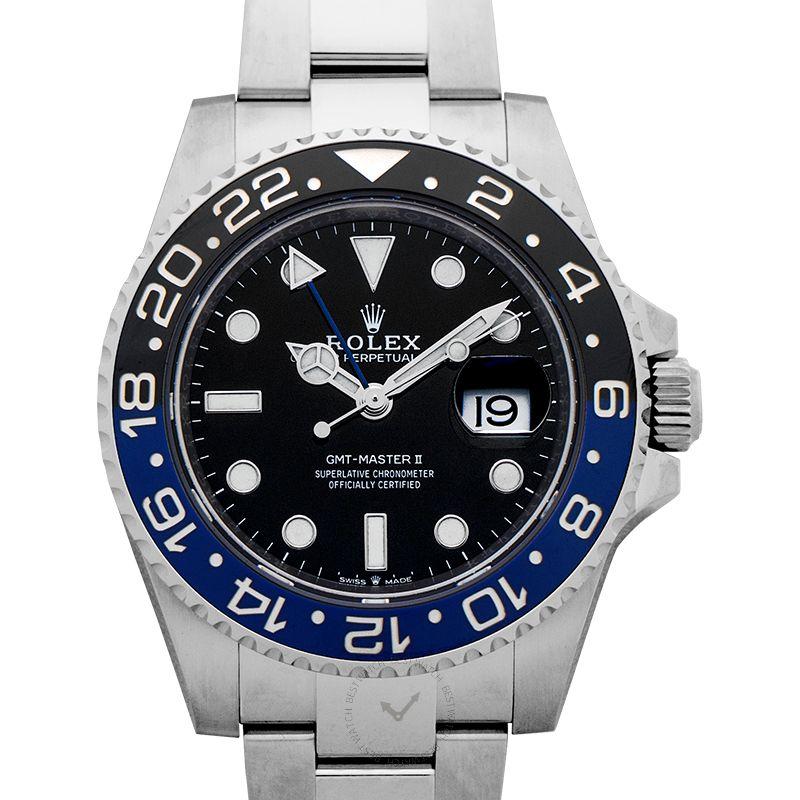 Rolex GMT Master II 126710BLNR-0003