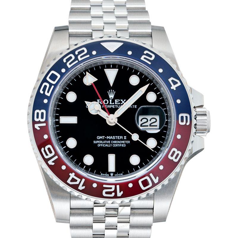 Rolex GMT Master II 126710blro-0001