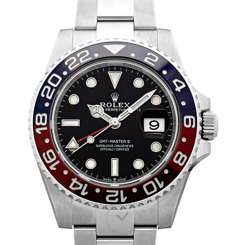 Rolex GMT Master II 126710blro-0002