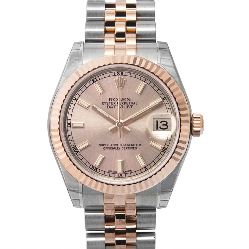 Rolex Lady Datejust 178271 Rose Gold