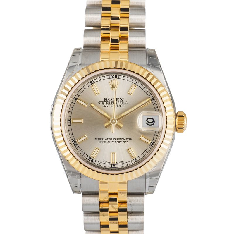 Rolex Lady Datejust 178273 Ivory