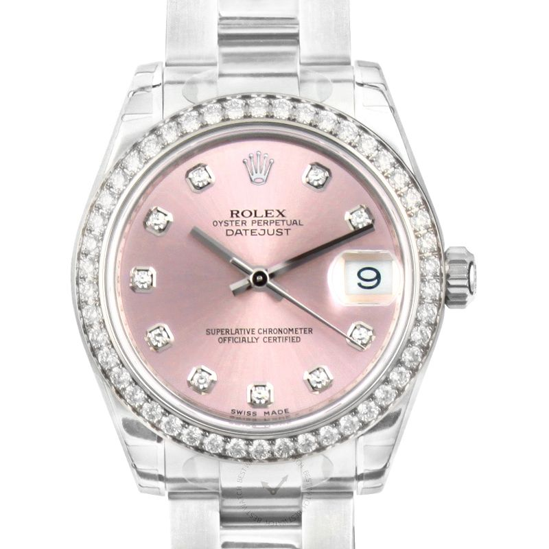 Rolex Lady Datejust 178384 G Pink 72160