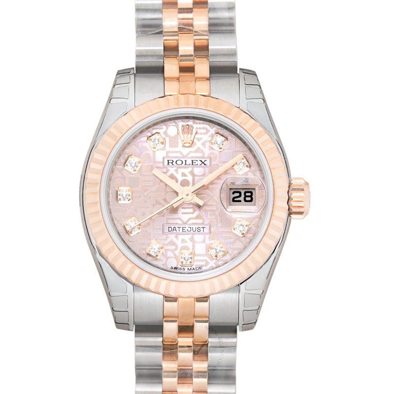 Rolex Lady Datejust 179171/11