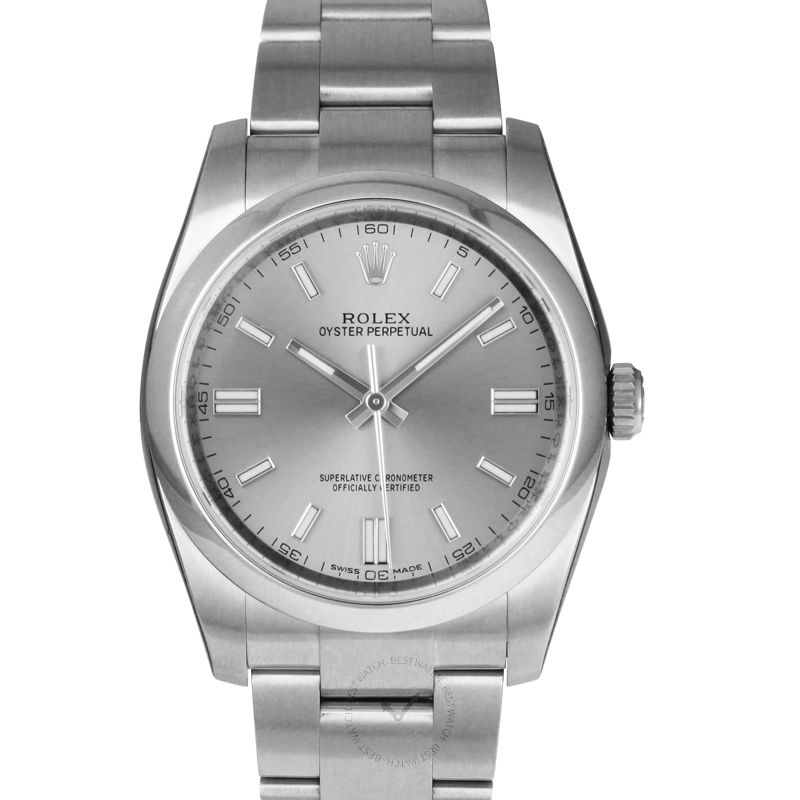 Rolex Oyster Perpetual 116000 Steel
