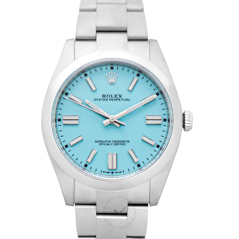 Rolex Oyster Perpetual 124300-0006