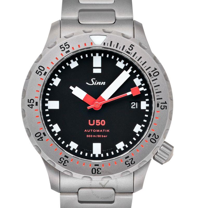 Sinn Diving Watches 1050.030-Solid-2LSS