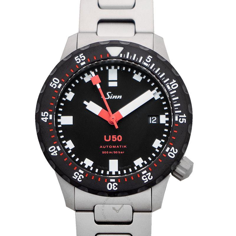 Sinn Diving Watches 1050.040-Solid-2LSS