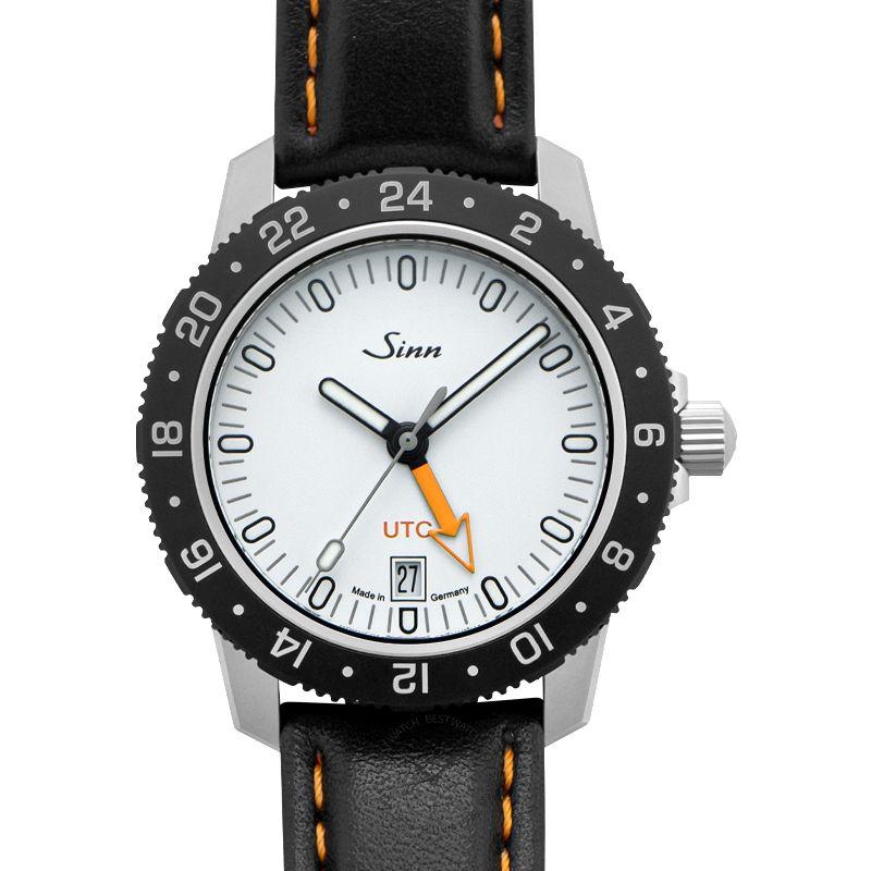 Sinn Instrument Watches 105.021-Leather-CSO-Blk
