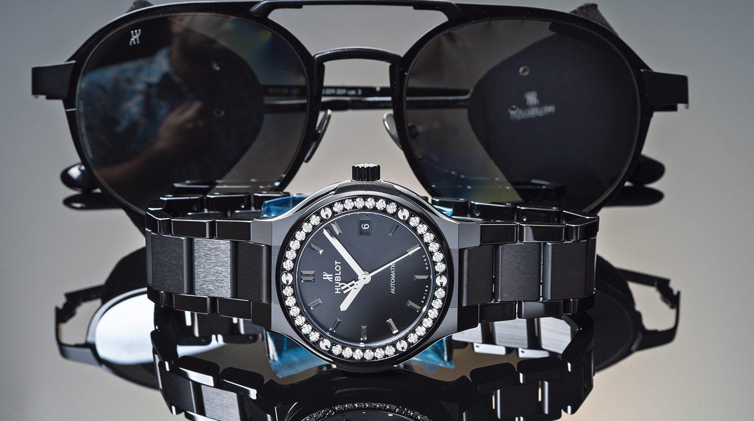 Best Titanium Watches In HUBLOT Classic Fusion And Spirit Of Big Bang Collections