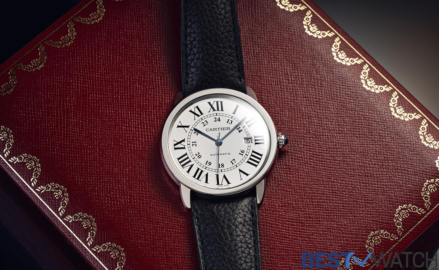 6 Notable Cartier Watches That Every Fan of The Tank-Design Should Have