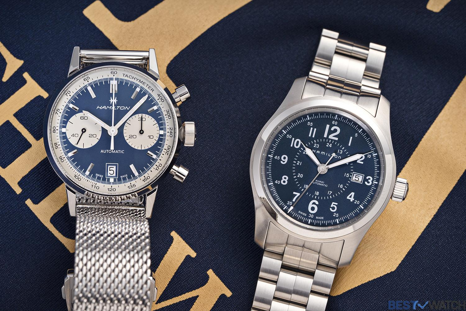 Hamilton Watch Reviews: A Choice of Mid-end Quality Watches