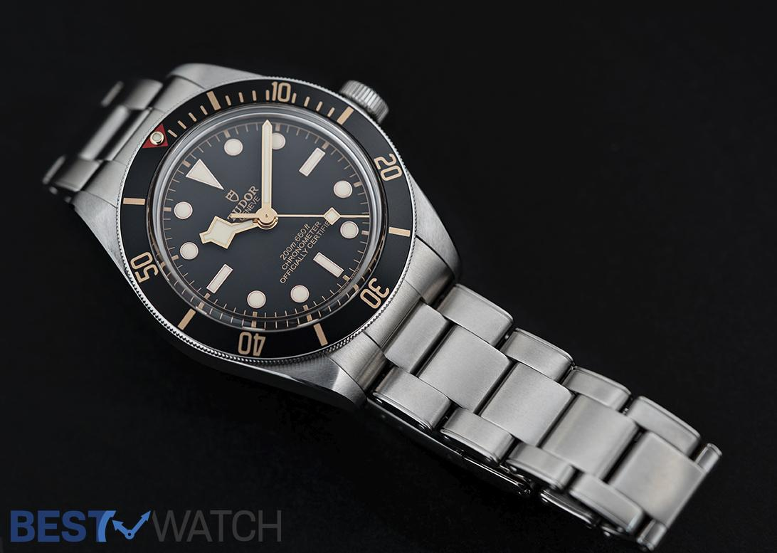 "Tudor Black Bay 58: The Ultimate Modern-day Tudor ""Submariner"""
